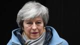Мей не смята да отлага Брекзит след 30 юни