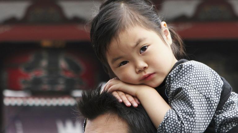 Парламентът на Японияразглеждазаконодателни промени, които забраняват да се бият деца