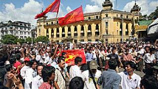 Освободиха видни бирмански дисиденти