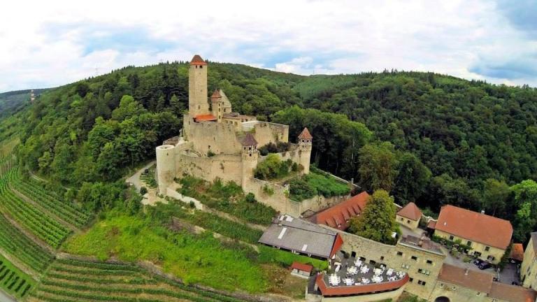 3 германски замъка, в които можете да пренощувате като знатна особа