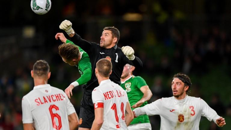 Ирландия - България 3:1, гол на Колинс!