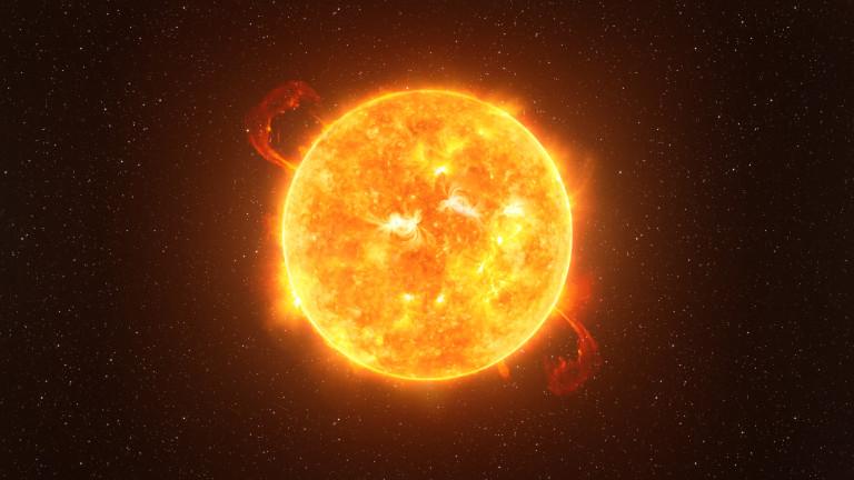 Опасното време в Космоса, което застрашава и нашата планета