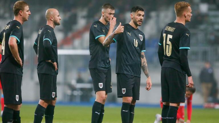 Северна Македония се изправя срещу Австрия в дебюта си на