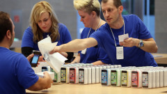 Apple слага квоти върху продажбите на iPhone