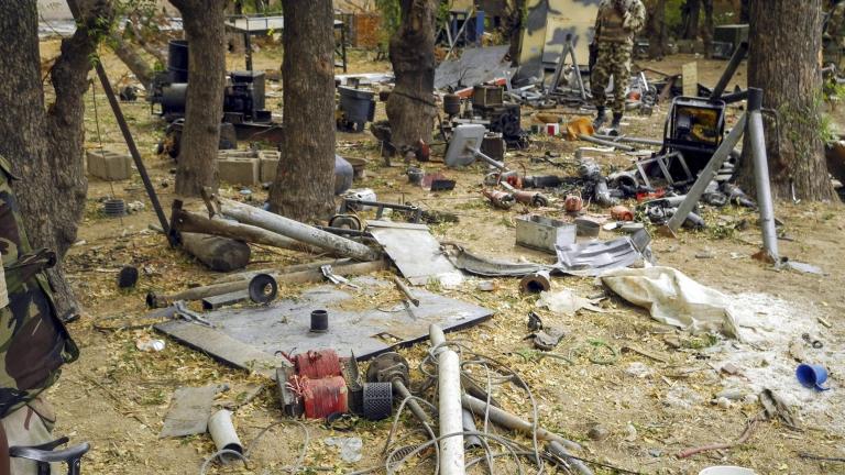 Над 50 души загинаха при самоубийствени атаки в Нигерия