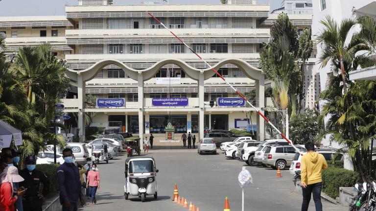 Камбоджа потвърди първи случай на починал от коронавирус