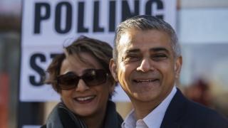 Лондон е близо за първи път да има кмет мюсюлманин