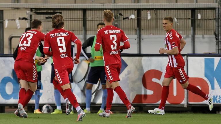 Фрайбург се намира в серия от 5 поредни победи и