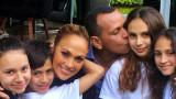 Дженифър Лопес, Сиара, Джесика Алба и как се забавляват звездите семейно у дома