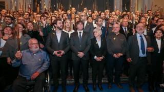 Пучдемон зове за обединение на каталунските сепаратисти