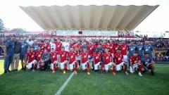 От ЦСКА предоставиха на УЕФА списък с 26 футболисти за евротурнирите