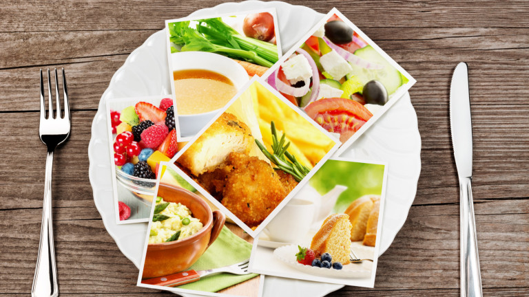 Как да различаваме истинската храна от фалшивата