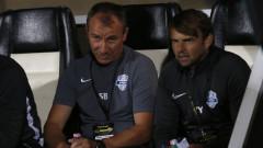 Стамен Белчев: Не си правим сметки, всеки мач излизаме за победа