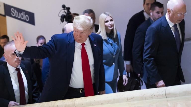 Президентът на САЩ Доналд Тръмп заплаши да въведе 25% мито