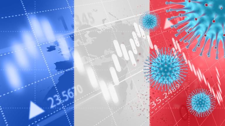 Икономиката на Франция ще се забави с 10% тази година, а възстановяването ще е 2022 г. - News.bg