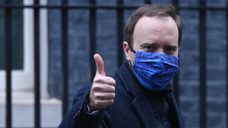 Великобритания одобри коронавирусната ваксина на Moderna