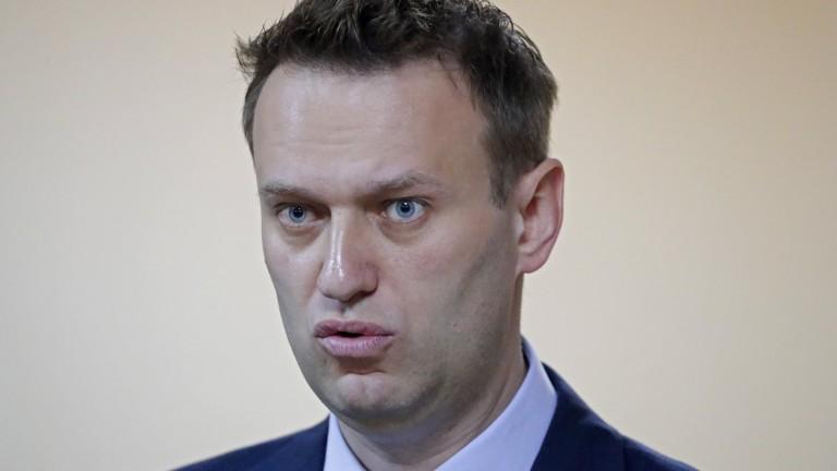 Руският съд отново прати в ареста опозиционера Навални