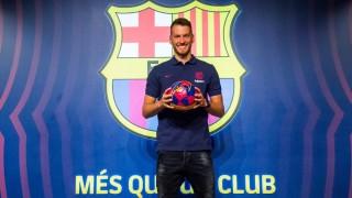 Барселона представи резервния си вратар
