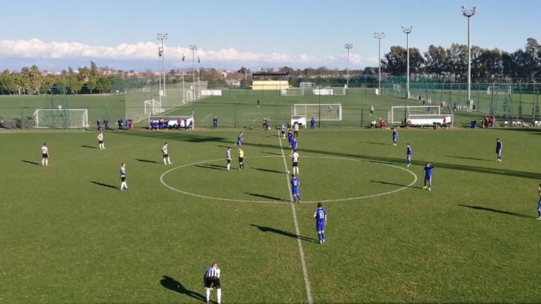 Червен картон, дузпа и четири гола в първата контрола на Локомотив (Пловдив) на турска земя