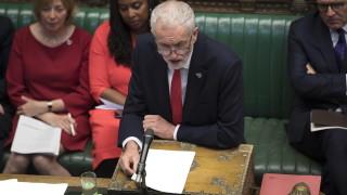 Корбин призова за нов референдум за Брекзит