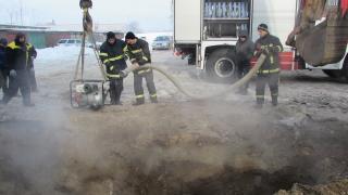 Бургас е без парно и топла вода за две денонощия