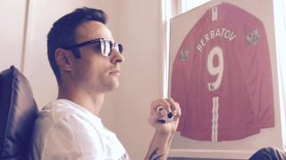 Димитър Бербатов се шегува с Висшата лига