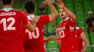 Турция се класира за осминафинал на Евроволей 2019