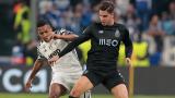 Милан започва преговори за Андре Силва
