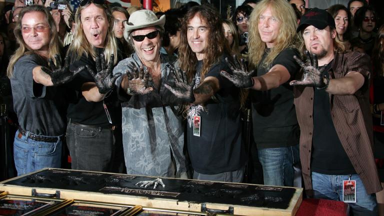 Iron Maiden отново в България