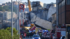 Отнемат концесията на компанията, отговорна за участъка със срутения мост в Генуа
