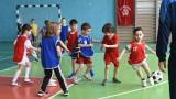 300 малчугани от детските градини в Стара Загора ще вземат участие във футболен турнир