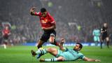 Манчестър Юнайтед и Арсенал не се победиха - 2:2