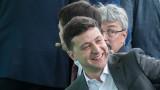 """Зеленски кани за коалиция партията """"Глас"""" на рокзвездата Вакарчук"""