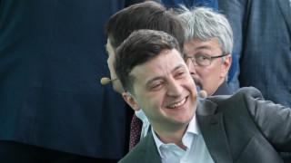 Зеленски поиска лустрация на Порошенко