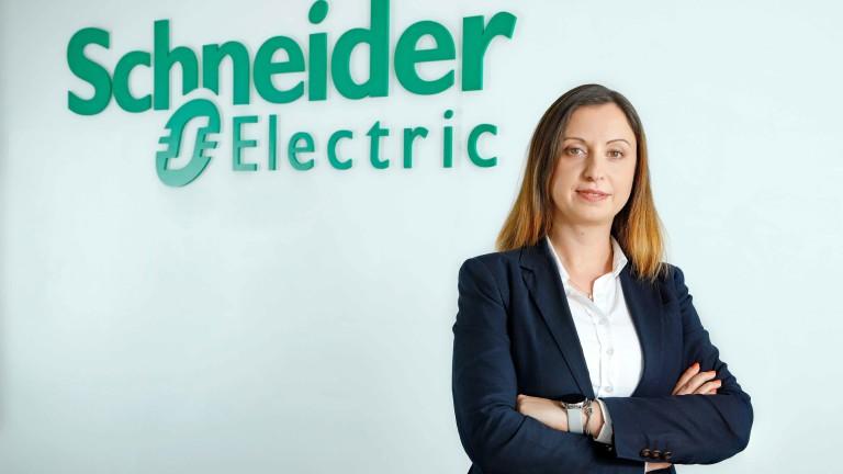 Френската компания Schneider Electric, лидер в дигиталната трансформация на енергийния