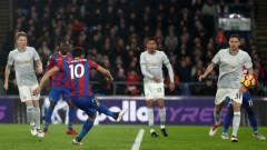 Юнайтед спаси честта си с обрат срещу Палас в продължението