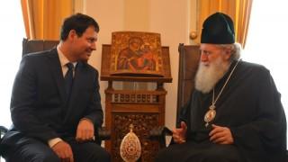Словенският посланик към патриарх Неофит: Вие представлявате най-древната култура в Европа