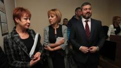 ОИК: Мая Манолова не е запозната с процедурите в Изборния кодекс