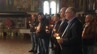 ЗНС почете Никола Петков