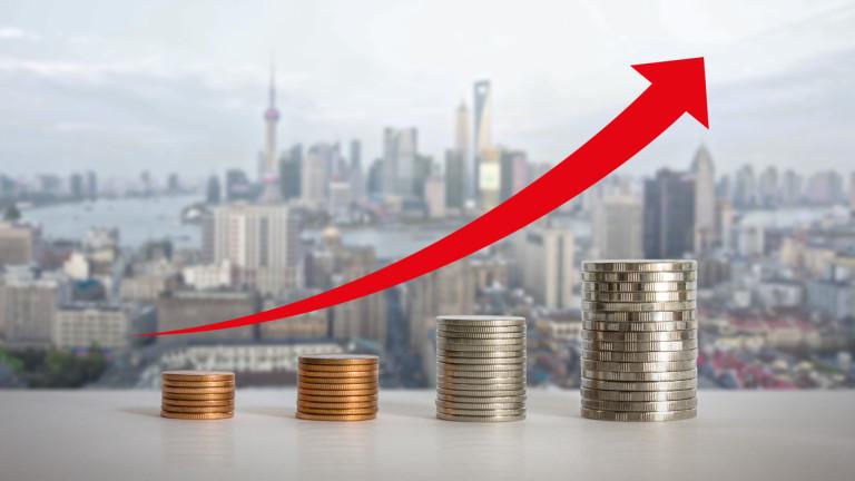 Икономиката на Китай расте по-силно от очакваното