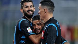 Наполи обърна Лацио в дебюта на Карло Анчелоти