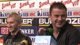Симонович: Целта ни е подмладяване на отбора