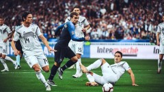 Франция подчини Германия след обрат и два гола на Антоан Гризман
