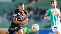 Кирил Десподов попадна в групата на Каляри за мача с Лацио
