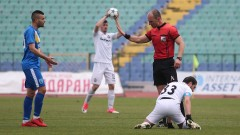 Славия - Верея 0:1, гол на Огнянов