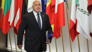 Борисов защитава в Брюксел енергийната сигурност на България