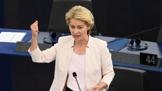 "Фон дер Лайен обеща пред ЕП ""зелено споразумение"" за Европа"
