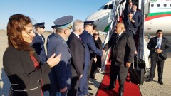 Борисов пристигна във Вашингтон