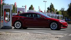 Tesla става с $50 милиарда по-скъпа след нов скок на акциите ѝ