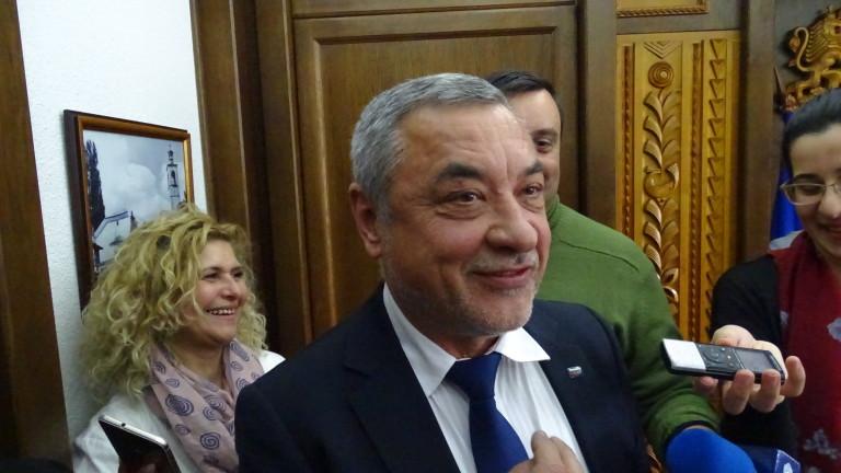 Валери Симеонов срещу законопроекта за горивата на Ревизоро